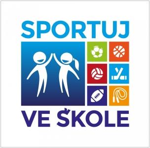 Logo sportuj ve škole