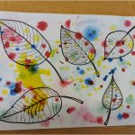Tvoření pro rodiče s dětmi - Tvoření se ŠD A - Podzimní lupínky
