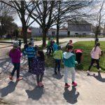 Den Země - třídíme odpad a uklízíme okolí školy